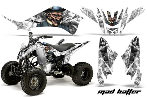 Yamaha Raptor 660 Aufkleber by Yamaha Raptor 125 Graphics Creatorx Graphics Mx Atv