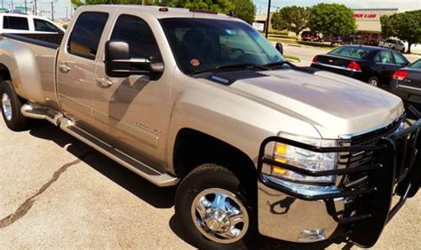 2008 chevrolet silverado 3500 for sale used cars for sale find used 2008 chevrolet silverado 3500 hd ltz crew cab drw pickup 4 door 4x4 6 6l in frisco