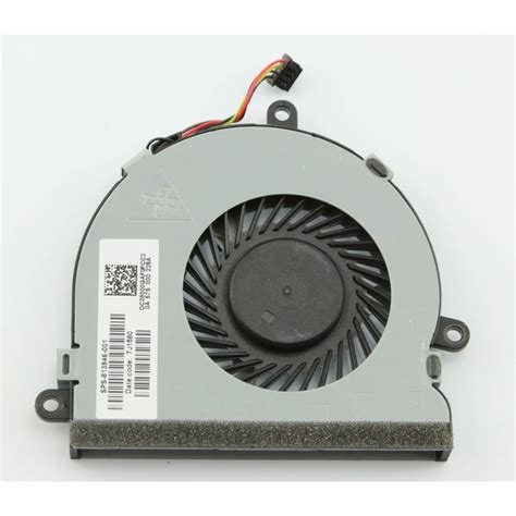 hp laptop cooling fan 813946 001 hp 15 ac121dx cooling fan genuine cooling
