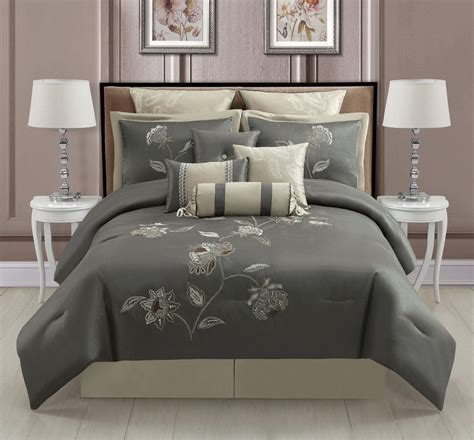 taupe bedding sets spillo caves