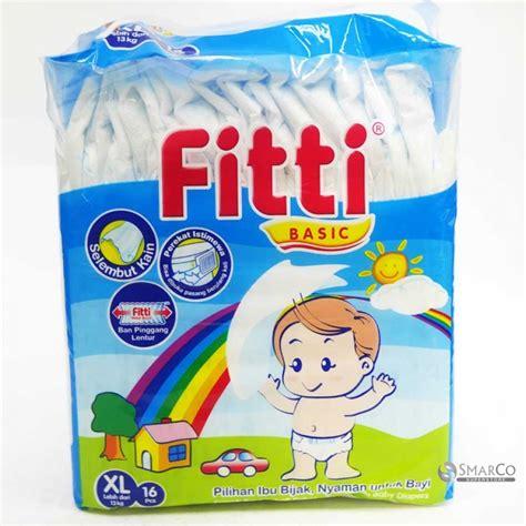 Fitti Xl detil produk fitti basic vp xl 16 h l 1015020010090