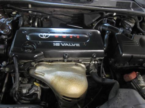 how cars engines work 2003 toyota solara auto manual engine toyota camry solara 2002 02 2003 03 2 4l 23044228