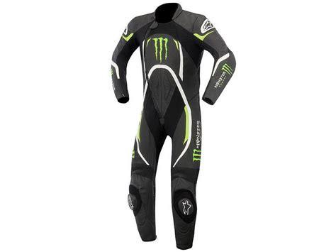 Motorrad Lederkombi Monster by Alpinestars Lederkombi Xelos Monster Energy Ebay