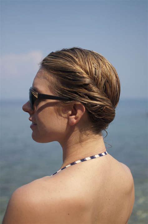 beachy hairstyles for medium hair beach hairstyles beautiful hairstyles