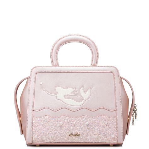 Handbags Murah Meriah Material Pu just pu leather 2017 special shining material sweet handbag pink