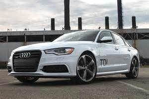 2014 audi a6 tdi front three quarters photo 1