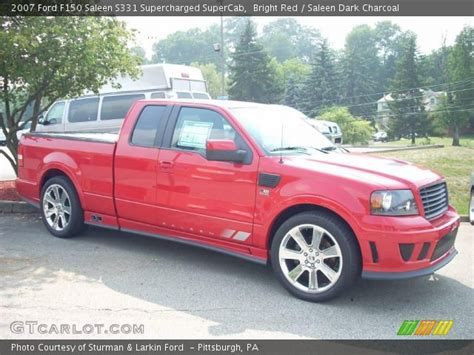 2007 ford f150 saleen s331 for sale bright 2007 ford f150 saleen s331 supercharged