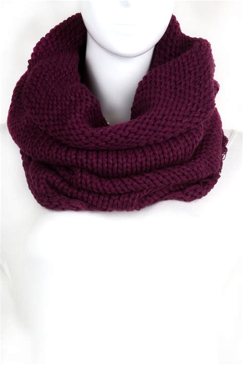 how to finish a knitted infinity scarf knit infinity scarf scarves