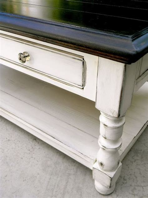 bit of paint refinished coffee table painted furniture stains