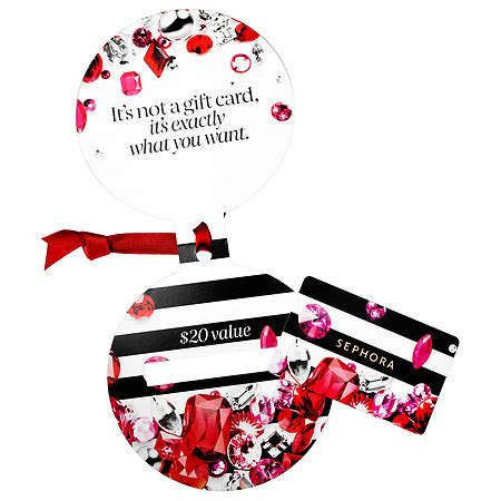 Sephora Gift Card Pin - 31 last minute gifts that you actually want for christmas