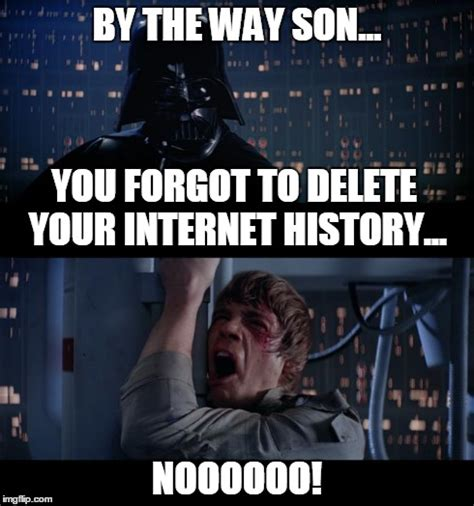History Of Internet Memes - star wars imgflip