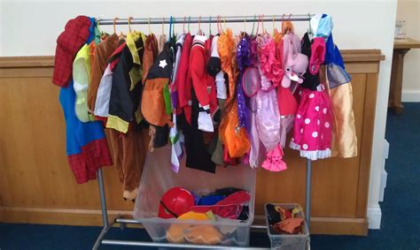 Dressing Up soft play and hire options happyjacks softplay hire