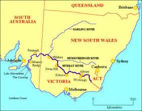 australia river map murray river seeking susan meeting finding family