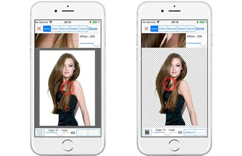 retouch   iphone   apps  choose
