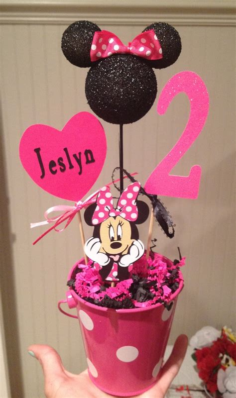 Minnie Decorations by 25 Best Ideas About Minnie Mouse Decorations On