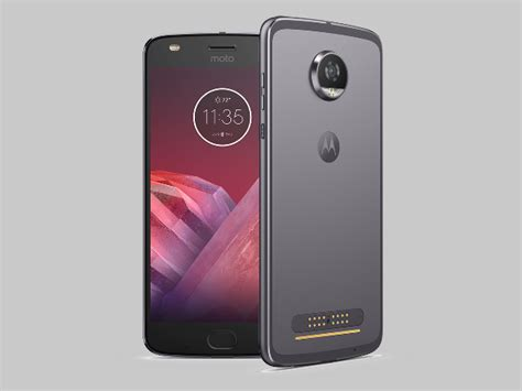 Moto Z2 Play 2018 Moto Z2 Play Might Receive Android Oreo Update Soon Soak