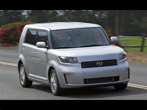scion cube custom 2008 scion xb drive line review car and driver
