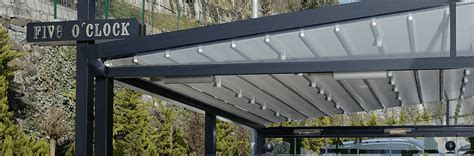 Awning Systems by Pergola Awning Systems Canvas Concepts