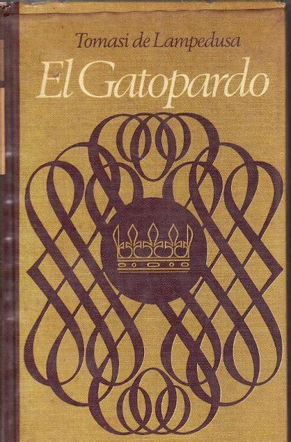 libro el gatopardo libro el gatopardo 161 vendido la trastienda antigua