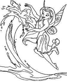 disney fairies coloring pages 6 free beautifull disney fairies silvermist coloring pages