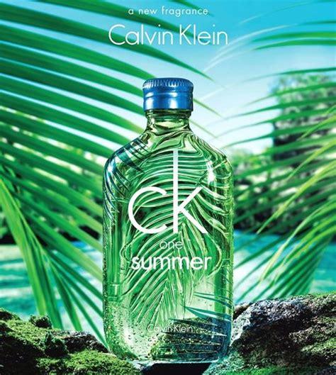 Parfum Calvin Klein One Summer ck one summer 2016 calvin klein perfume a new fragrance