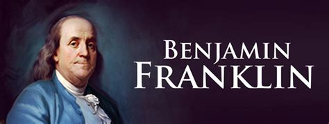 benjamin franklin biography online make this the turning point of your life get organized