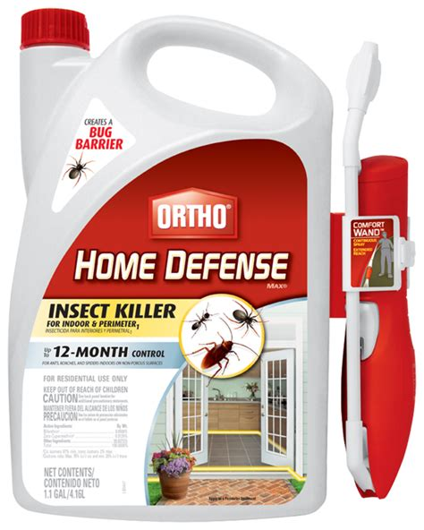 ortho 174 home defense insect killer for indoor perimeter