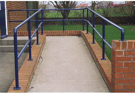 Handrails For Disabled Access adding disability access to your premises using fast cl handrail fixings gazelys