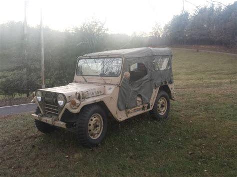 Jeep Franklin Nc 1971 M 151 Franklin Nc Sold Ewillys