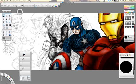 sketchbook pro updates image gallery sketchbook autodesk