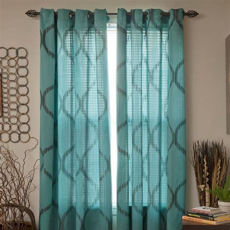 jade green curtains better homes and gardens marissa curtain panel walmart com