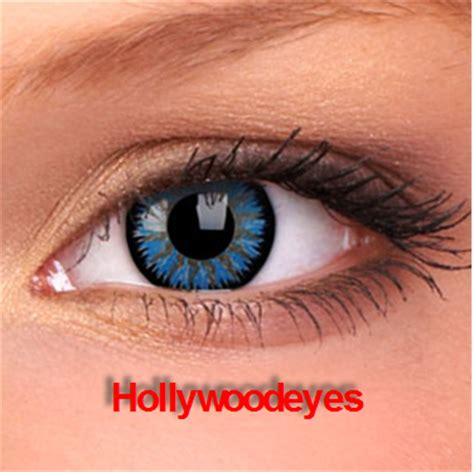 hollywoodeyescolorcontacts : glamour aqua color contact