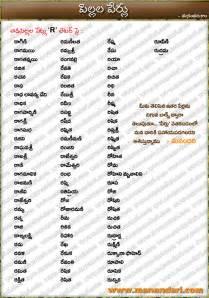 baby names starting with r letter manandari
