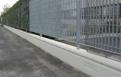 muretti prefabbricati per giardino muretto cemento armato per recinzione muretti prefabbricati