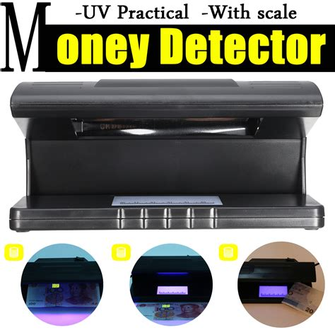 Uv Sensor Tells You To Steer Clear Of The Sun by Portable Uv Light Bill Currency Detector Money Test L