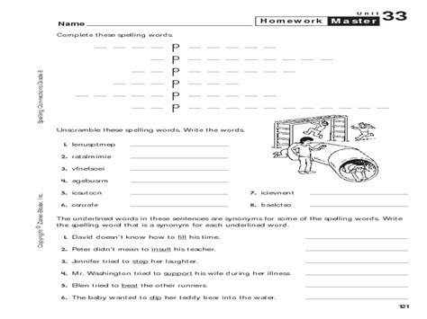 Worksheets For 8th Grade by Worksheet 8th Grade Spelling Worksheets Caytailoc Free