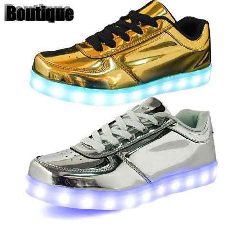 light up shoes for adults discount led light up shoes for adults 2016 fashion