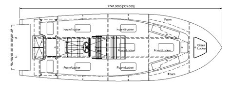 frp fishing boat design boat plans and kits