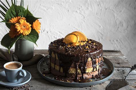 zuckerfreie kuchen schokoladen orangen torte freiknuspern foodlovin