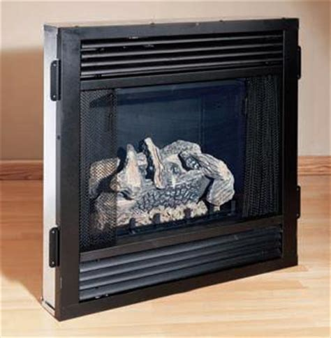 Fireplace Louvers by Vantage Hearth Vt32 Value Series Direct Vent Propane