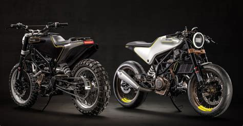 Husqvarna Vitpilen & Svartpilen in India by 2016 17
