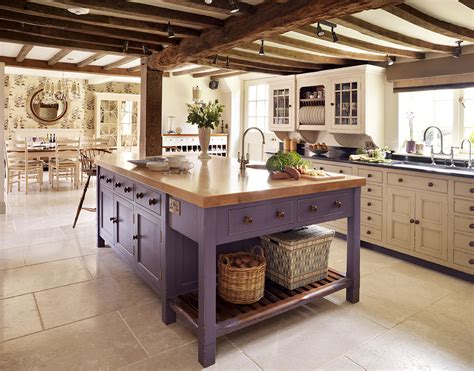 country kitchen island 21 beautiful kitchen islands and mobile island benches