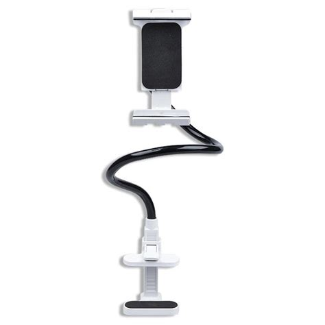 Holder Lazypod lazypod arm universal tablet pc holder dengan klip 360