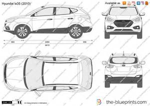 Hyundai Ix35 Length Hyundai Ix35 Dimensions Images