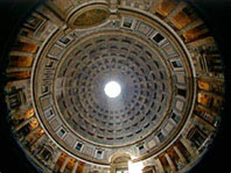 cupola pantheon area pantheon