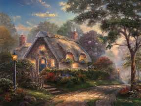 lovelight cottage the kinkade company