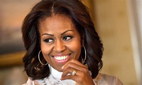 michelle obama cheveux naturel scoop capillaire les cheveux naturels quot cr 233 pus quot de