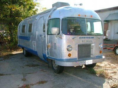 airstream motor coach all the comforts 1974 gmc eleganza