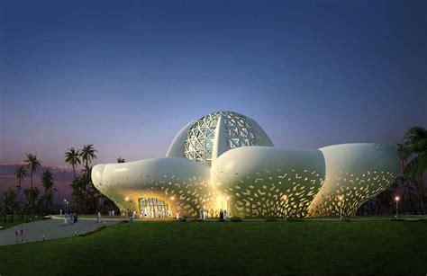 palace complex doha building development qatar e architect