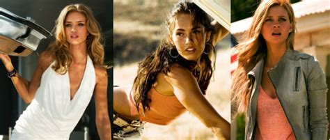 hot chick from transformers last knight megan vs rosie vs nicola who was the best transformers